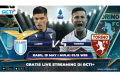 Live Streaming RCTI Plus: Lazio vs Torino