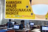 SMK Bina Karya Mandiri 2 Bekasi Gelar Ujian Penilaian Akhir Semester Berbasis Komputer