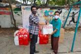 MNC Peduli Berdayakan UMKM Untuk Salurkan Bantuan Pangan kepada Warga Muara Karang