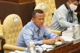 Menteri Kelautan Jelaskan Soal Ijin Ekspor Benih Lobster di Depan Komisi IV