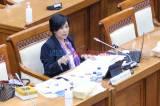 Yuda Agung dan Aida Budiman Jalani Uji Kelayakan dan Kepatutan Calon Deputi Gubernur BI di DPR