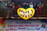 Begini Keseruan Penyambutan Siswa Baru di Sekolah Kreatif SD Muhammadiyah 16 Surabaya