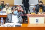 Menkumham dan Wamenhan Raker dengan Komisi I Bahas RUU Kerja Sama Pertahanan Indonesia-Ukraina
