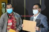 MAKI Serahkan Foto Surat Jalan Djoko Tjandra ke Komisi III DPR