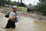 Ratusan Rumah Tertimbun Lumpur Akibat Banjir Bandang Masamba di Luwu Utara