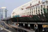 Proyek LRT di Jakarta Terus Berjalan di Tengah Pandemi Covid-19