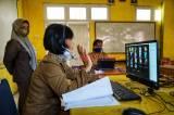 Kegiatan Belajar Mengajar Virtual di Makassar Tetap Berjalan