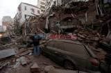 Kota Beirut Luluh Lantah Akibat Ledakan Dahsyat
