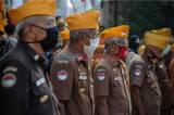 Peringatan Hari Veteran Nasional di Bandung