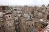 Kota Tua Bersejarah Rusak Akibat Hujan Deras di Yaman