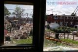 Ledakan Gas di Baltimore Amerika Serikat, Tiga Rumah Hancur
