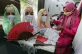 Perajin Handicraft Gartinis Corner Bertahan di Tengah Pandemi Covid-19