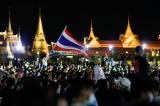 Kembali Turun ke Jalan, Millenial Thailand Tuntut Perubahan