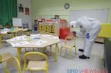Menelusuri Penyebaran Covid-19 di Lingkungan Sekolah Prancis