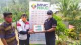 MNC Peduli Salurkan Bantuan ke Korban Banjir dan Longsor di Tamparungo Sijunjung