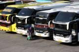 Perpanjangan PSBB, Terminal Kampung Rambutan Kian Sepi Penumpang