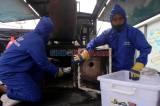 BNNP Jawa Timur Musnahkan 11 Kilogram Sabu Asal Malaysia