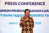 Bank Mandiri Umumkan Direksi Baru