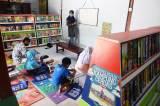 Semangat Belajar di Kampung Cerdas Desa Mojolegi Boyolali