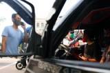 Dishub Jakarta Utara Gelar Razia Penertiban Angkutan Barang