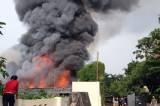 Rumah di Jalan Simprug Golf Jaksel Terbakar, 21 Mobil Pemadam Diturunkan