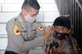 Taruna Akpol Gelar Baksos di Pasar dan Panti Asuhan Semarang