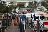 PSBB Transisi Diperpanjang, Penumpang Kapal di Dermaga Marina Ancol Berkurang