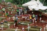 Kasus Positif Corona di Indonesia Tembus Setengah Juta Orang
