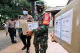 Truk Pengangkut Logistik Pecah Ban, Surat Suara Pilkada Tangsel Terlambat Datang
