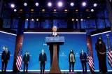 Joe Biden Perkenalkan Kabinetnya di Depan Media