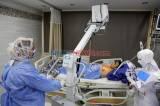 Robot Cira-03 Bantu Deteksi Pasien Covid-19 di Mesir