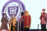 SMA Trimurti Resmi Rebranding Jadi Trimurti Senior High School