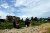 Melihat Istana Negeri Dongeng Bekas Galian Pasir di Cilegon