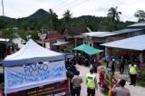 Warga Secara Swadaya Dirikan Posko Dapur Umum untuk Korban Gempa Mamuju