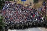 Ribuan Imigran Honduras Mulai Perjalanan Menuju Amerika Serikat