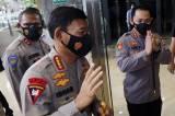 Diantar Kapolri, Komjen Pol Listyo Sigit Prabowo Tiba di DPR untuk Jalani Fit and Proper Test