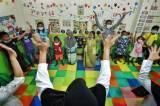 Anak-anak Korban Gempa Majene Ikuti Program Trauma Healing
