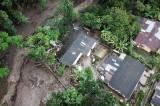 Begini Penampakan Bekas Banjir Bandang di Gunung Mas Bogor