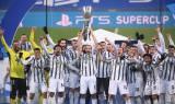 Juventus Raih Piala Super Italia Usai Tundukkan Napoli 2-0