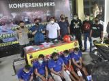 Disergap di Ciamis, Komplotan Perampok Setengah Miliar di Semarang Tertangkap