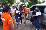 Polisi Gelar Reka Ulang Aksi Perampokan Setengah Miliar di Semarang