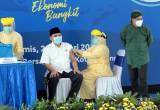 Kota Malang Gelar Pelaksanaan Vaksinasi Covid-19 Tahap Pertama
