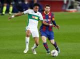 Borong Dua Gol, Messi Bawa Blaugrana Menang 3-0 atas Elche