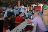 Petugas dan WBP Lapas Porong Survivor Covid-19 Ikuti Donor Darah Plasma Konvalesen