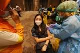 Ribuan Karyawan Mal Tangerang City Jalani Vaksinasi Covid-19