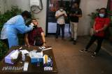 Masuk Kafe di Surabaya, Pengunjung Wajib Jalani Tes Rapid Antigen Bioscience