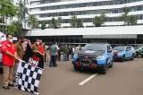 Bambang Soesatyo Lepas Peserta Tour de Bangka dan Branding 4 Pilar MPR
