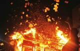 Prosesi Tradisi Chau Tu di Makassar
