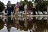 Masyarakat Muslim Eropa Salurkan Bantuan Sembako untuk Warga Aceh Besar
