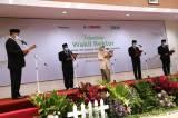 Perkuat Digitalisasi dan Kerjasama Internasional, UMSurabaya Rombak Jajaran Rektor